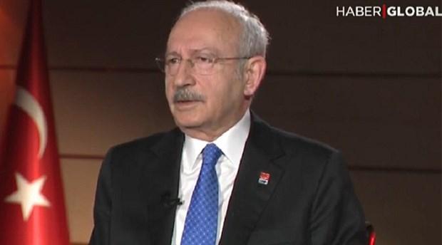 Kılıçdaroğlu: Bölgeye barışın gelmesi için aktif rol üstlenmesi gereken Türkiye ve İran'dır