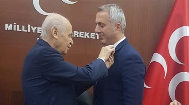 Cumhur İttifakı içinde transfer: BBP'li belediye başkanı MHP'ye geçti
