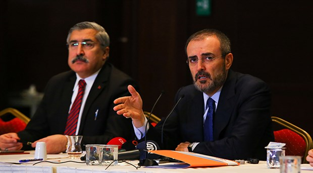 AKP'lilere sosyal medya kuralları geliyor