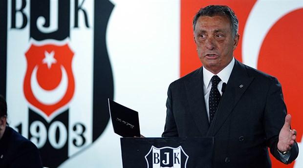 Beşiktaş Başkanı Çebi'den Cenk Tosun açıklaması