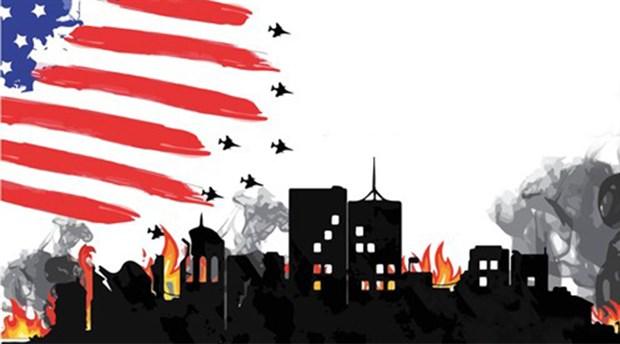 Çözüm ABD emperyalizminin Ortadoğu'dan süpürülmesidir