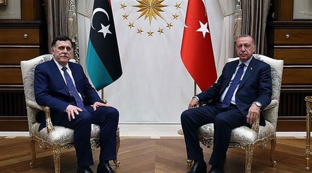 Libya Ulusal Mutabakat Hükümeti Başbakanı Sarrac Türkiye'ye geliyor