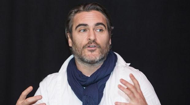 Oyuncu Joaquin Phoenix, iklim krizi eyleminde gözaltına alındı