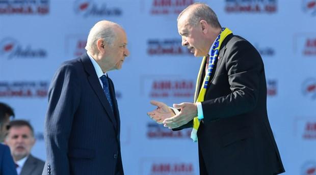 MAK Araştırma: AKP ile MHP'nin toplam oyu yüzde 50+1'e ulaşmıyor