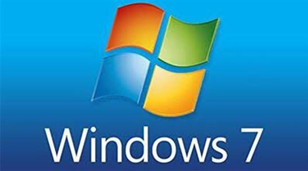 """Microsoft'tan """"Windows 7"""" kararı: Desteğini çekiyor"""
