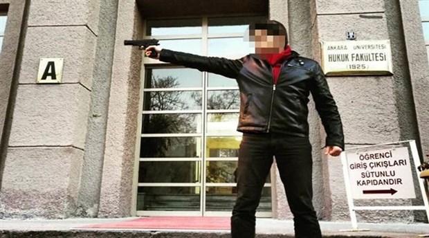 Silah doğrulttuğu fakülteye asistan olarak atanmıştı: Yılın en utanç verici olayı