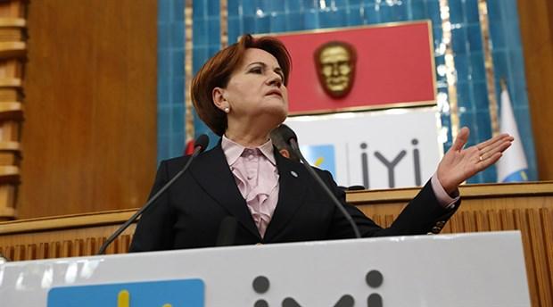 Akşener'den AKP'ye Libya tepkisi
