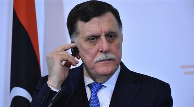 Libya UMH Başbakanı Serrac yeniden İstanbul'da