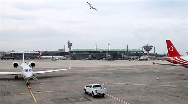 Atatürk Havalimanı'nda özel uçuşlara yeni uygulama
