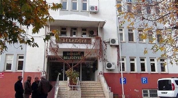 Dersim'de belediye işçilerinin maaşlarına haciz