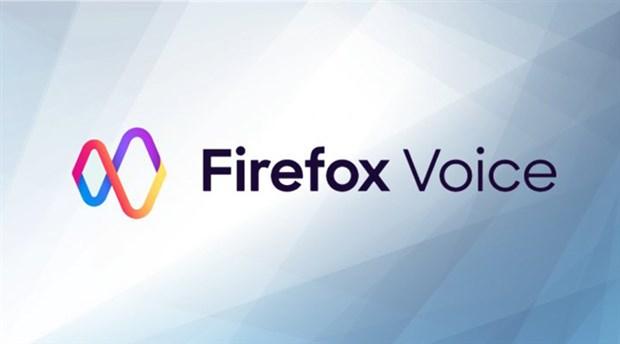 Firefox'tan sesli asistan desteği