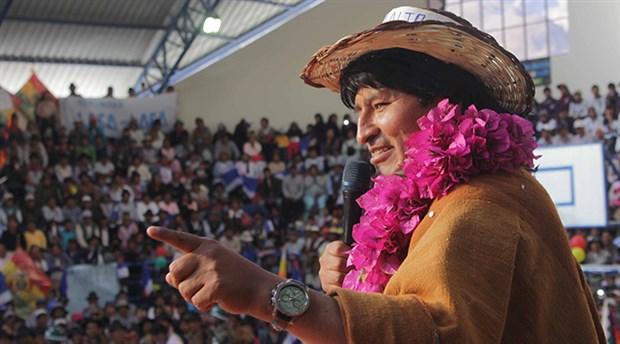 Morales'in çağrısı darbecileri rahatsız etti