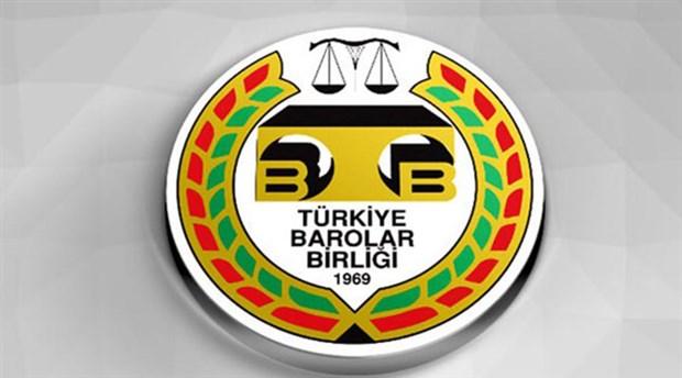 Hukuk kurumu olan TBB, hukuku tanımıyor