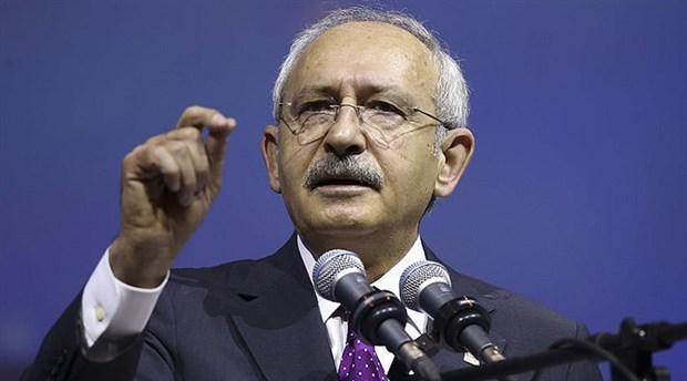 Kılıçdaroğlu: Dış politikada bireysel çıkar peşinde koşan bir yapıyla karşı karşıyayız