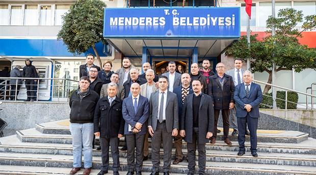Menderes'e katı atık bertaraf tesisi