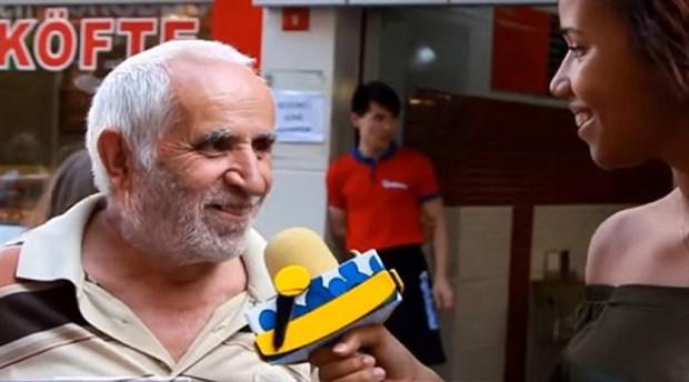 'Taksim dayı' hayatında ilk kez Taksim'e çıktı