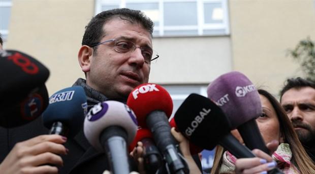 İmamoğlu: İsraf düzenine alışmış olan Kanal İstanbul'a mecbur, İstanbul değil. Yaptırmayacağız!