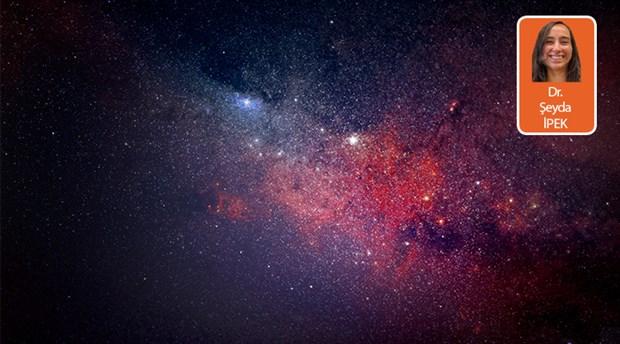 Evrenimizin içinde ne var?