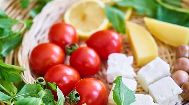 Güne Akdeniz usulü kahvaltıyla başlanmalı