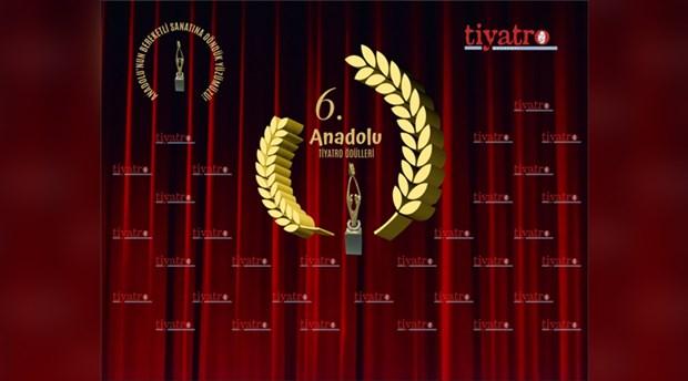 Tiyatro gazetesinin 6. Anadolu Tiyatro Ödülleri açıklandı: BirGün'e 'Basın Ödülü'