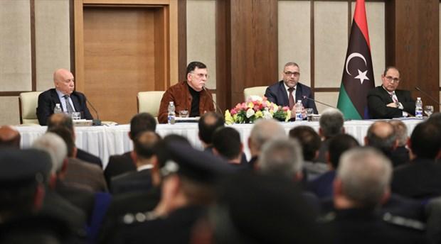 İhvancı Libya UMH'den açıklama: Hafter'le bir daha masaya oturmayacağız