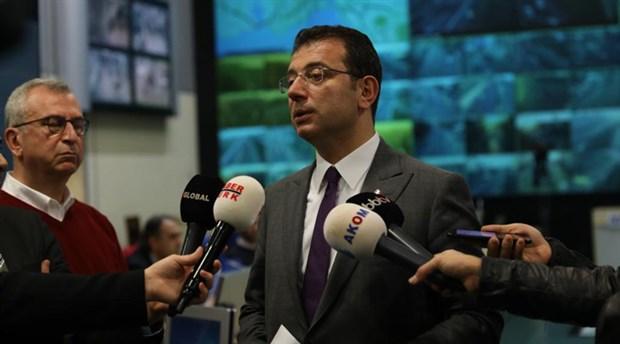 İmamoğlu'ndan, Albayrak'ın Kanal İstanbul'dan aldığı araziye dair açıklama