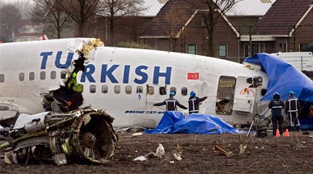 THY'nin Hollanda'da düşen uçağıyla ilgili yeni iddia