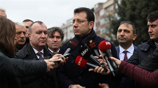 Ekrem İmamoğlu'ndan yeni taksi plakaları açıklaması