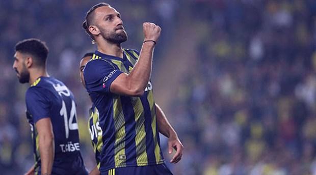 Fenerbahçeli Vedat Muriç, PFDK'ye sevk edildi