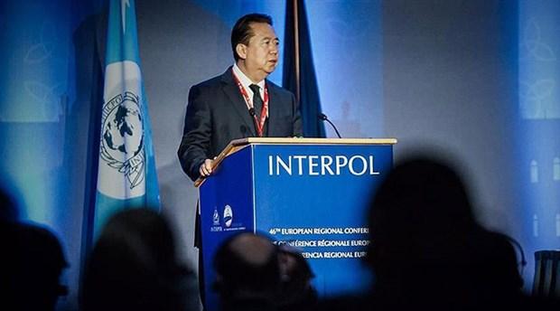 Interpol'ün eski başkanına hapis