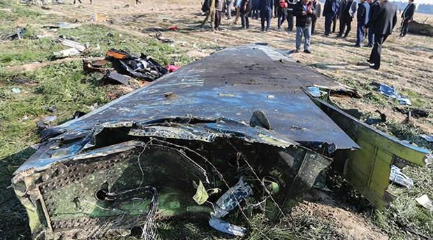 'Ukrayna uçağı iki füzeyle vuruldu'