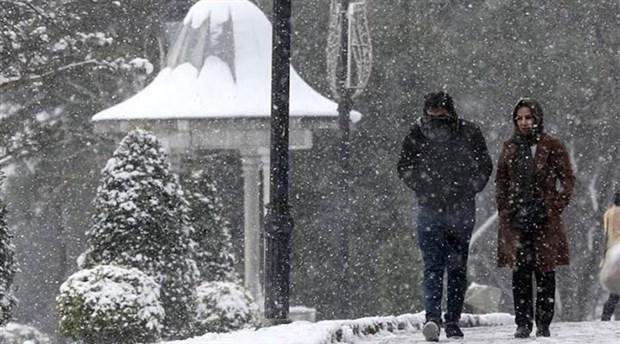 İBB'den kar ve buzlanma uyarısı