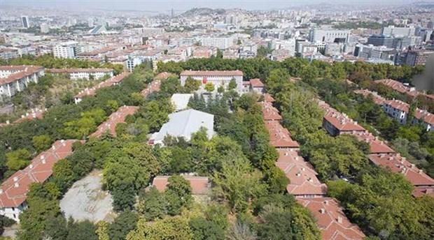 Tarihi Saraçoğlu Mahallesi'ni konut alanı, ofis, kafe, otopark ve restoran yapacaklar