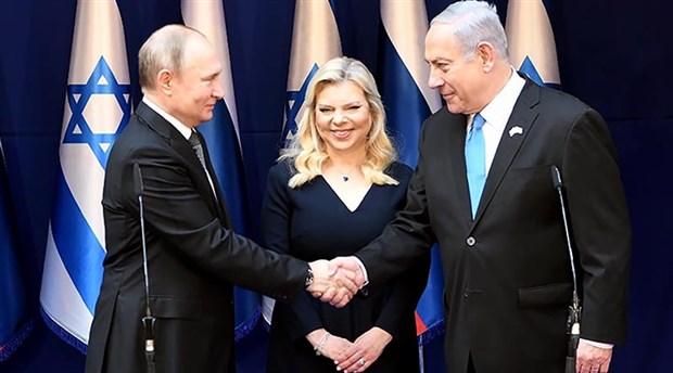 İsrail'de üst düzey buluşma