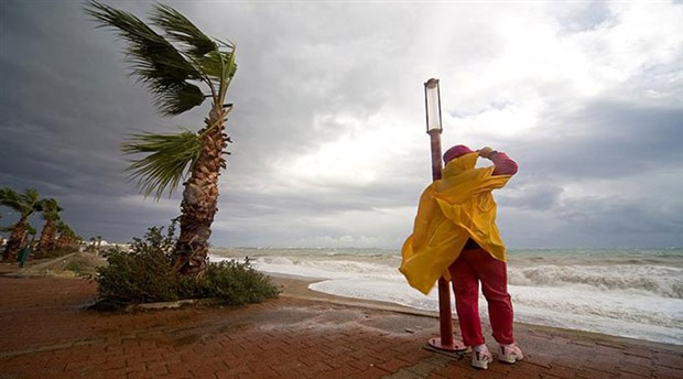 Meteoroloji'den 8 il için fırtına uyarısı