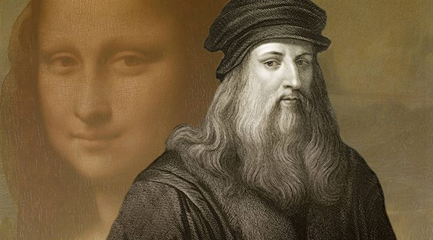 Türk sanatçılardan 'Leonardo da Vinci'ye Saygı' sergisi