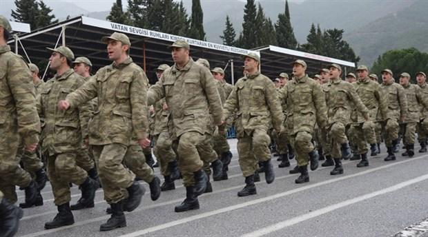 Bedelli askere gideceklerin yerleri belli oldu