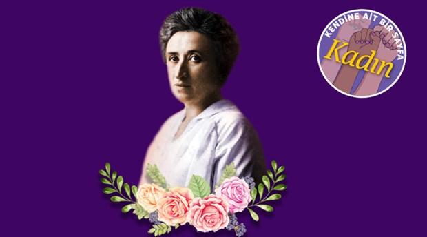 Yüreklerde bir meşale, Rosa Luxemburg