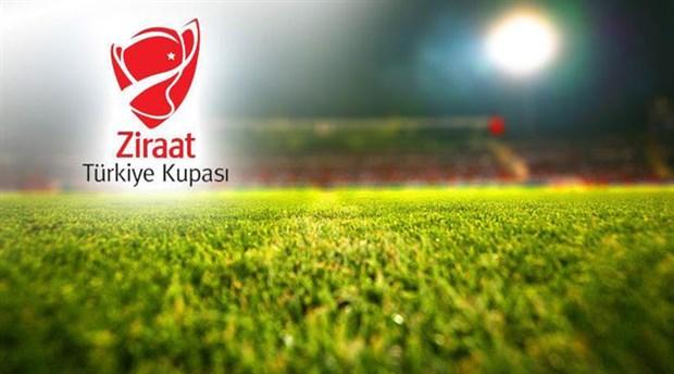 Ziraat Türkiye Kupası'nda çeyrek final eşleşmeleri belli oldu