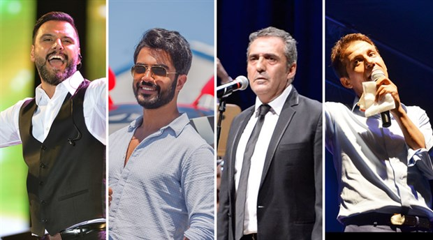 İBB'nin kadrolu şarkıcısı olmuşlar: Belediye konserine ölürüm Türkiyem!