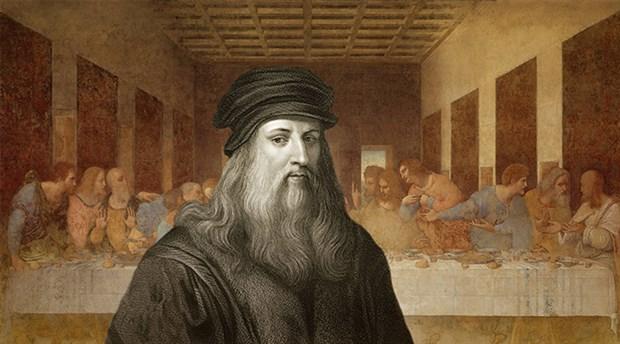 Da Vinci'ye saygı  sergisi açılıyor