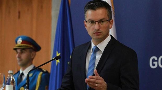 Slovenya Başbakanı Sarec'ten istifa kararı