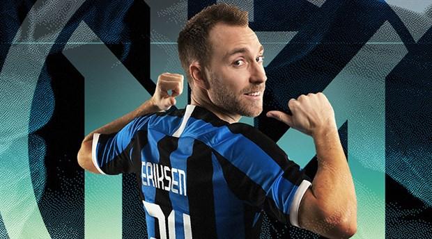 Christian Eriksen, Inter'de