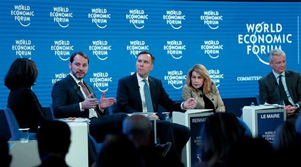 Davos 2020: Murailer Zirvesi