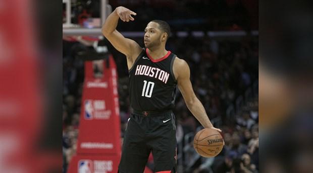 Houston Rockets'ı galibiyete Eric Gordon taşıdı