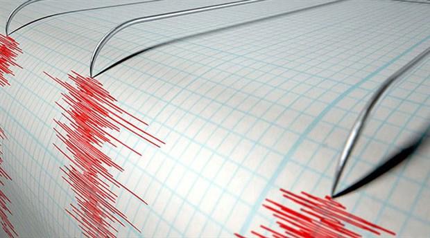 Manisa'da 4.7 büyüklüğünde deprem
