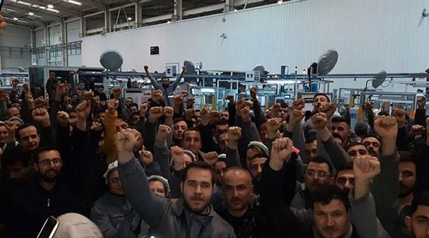 Türk Metal Sendikası ve MESS toplu iş sözleşmesinde uzlaştı