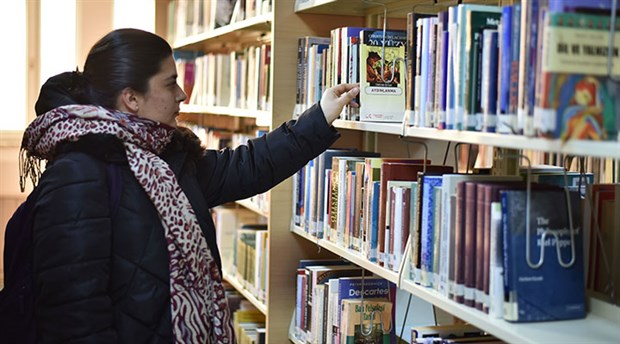 188 halk kütüphanesi kapatıldı