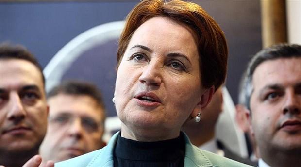 Akşener, İYİ Parti'nin koronavirüs araştırma önergesinin reddedilmesine tepki gösterdi