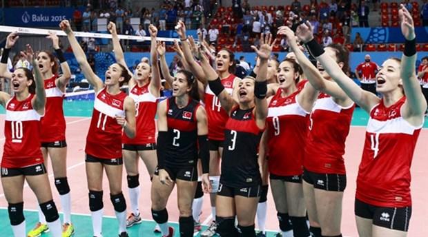 Türkiye'nin 2020 Tokyo Olimpiyat Oyunları'nda rakipleri belli oldu